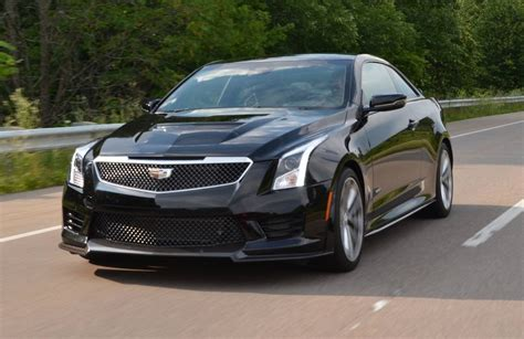 2019 Cadillac Ats Coupe by 2019 Cadillac Ats V Coupe Review Gtspirit