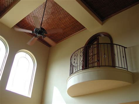 indoor balcony elegant rustic tuscan decor decoration ideas
