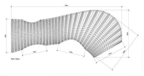 pavilion floor plan gallery of ontario s celebration zone pavilion hariri