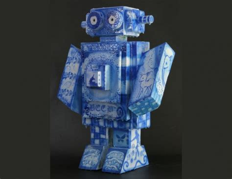 Tas Paul By tussen kunst robots keep an eye foundation