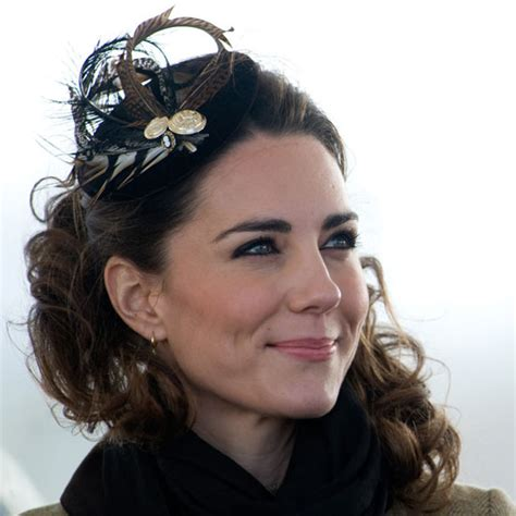 Hairstyles For Hats And Fascinators by Kate Middleton Fascinators And Hair Accessories Popsugar