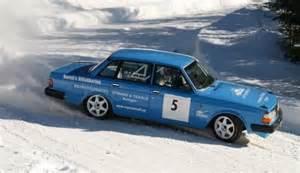 Rally Volvo 240 Volvo 240 Rally Car Rally Racing