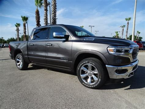 2020 Dodge Ram Limited by New 2019 Ram All New 1500 Limited Crew Cab In Daytona