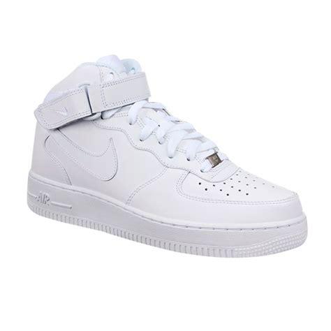 Nike Air One1 nike air cano alto mid one 1 white skate toda