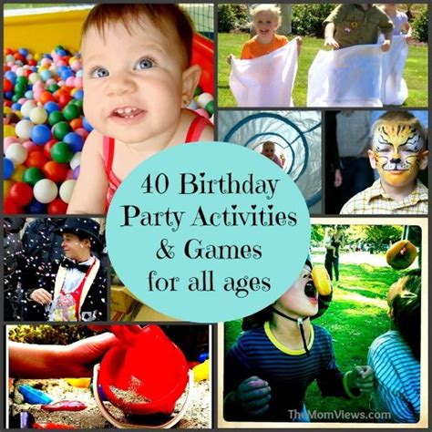 birthday themes games birthday party activities and games birthday ideas