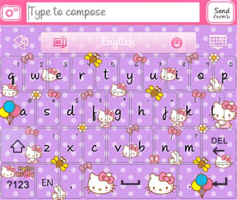 hello kitty themes keyboard pretty droid themes hello kitty go keyboard skins