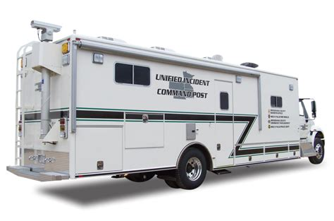 Ford Synus Mobile Command Center by Mobile Command Maintainer Custom Bodies