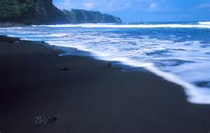 Black Sand Beaches Hawaii by Gallery For Gt Hawaii Black Sand Beaches