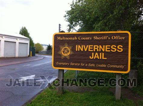 Multnomah County Arrest Records Oregon Jails Images