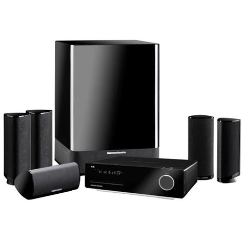 harman kardon hs350bq 5 1 ch home theater and system