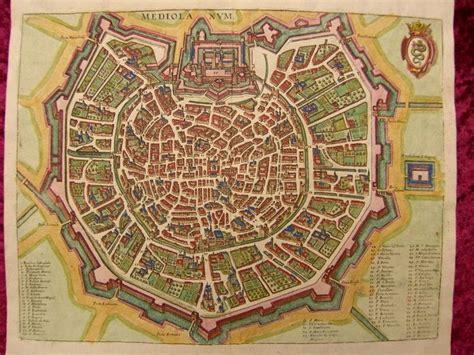 mediolanum bologna 1640 matthaeus merian mappe