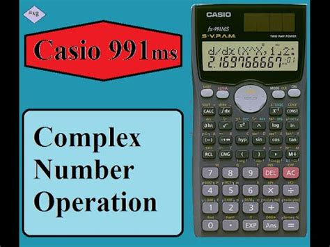 tutorial casio fx 991es full download how to add subtract multiply and divide