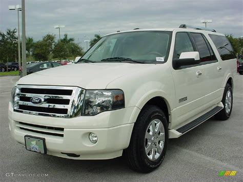 Expedition E6728 Black White 2007 white sand tri coat metallic ford expedition el limited 24191995 photo 8 gtcarlot