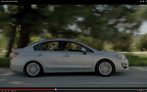 subaru commercial subaru s impreza commercial is about how awesome dogs are autoevolution