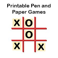 printable paper and pencil games 9 best images of printable paper and pen games free