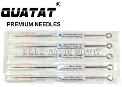 tattoo needle brands new quatat brand premium tattoo needles pro tattoo needles