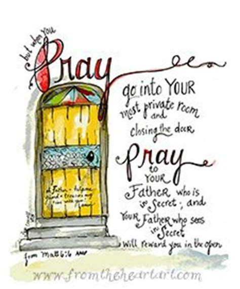 Secret Closet In The Bible by Prayer Doors And Closet On