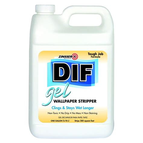 zinsser 1 gal dif gel wallpaper 2431 the home