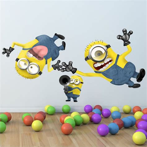 bedroom ideas with minion theme home design and