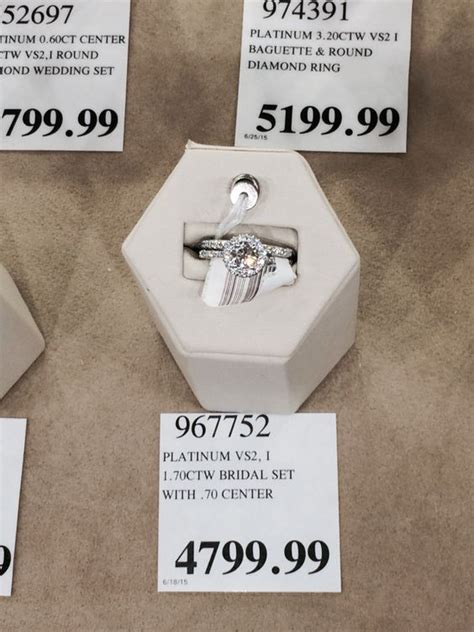 Wedding Rings Costco by Costco Ring And Wedding Band Sparkle