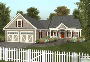 Small Country Cottage House Plans by The House Designers The Small Country Cottage
