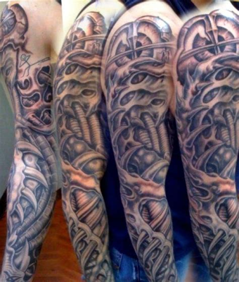 biomechanical tattoo shops 1000 images about tattoo sleeves on pinterest