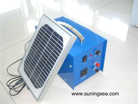 china portable solar generator china solar power system