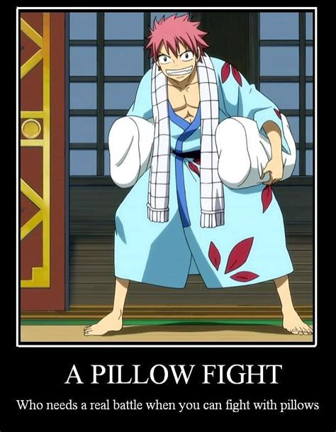 Pillow Fight Meme - 17 best images about fairy tail on pinterest happy