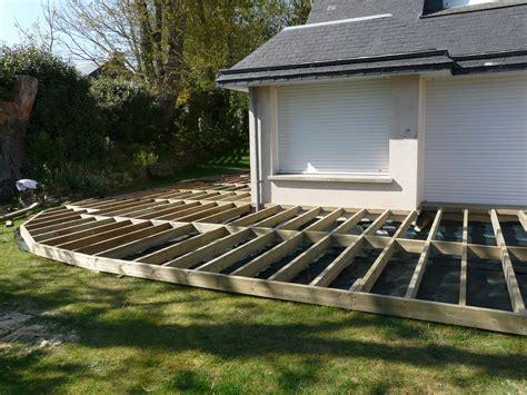 Comment Faire Une Terrasse En Composite 3406 by Poser Une Terrasse En Composite Pas Cher