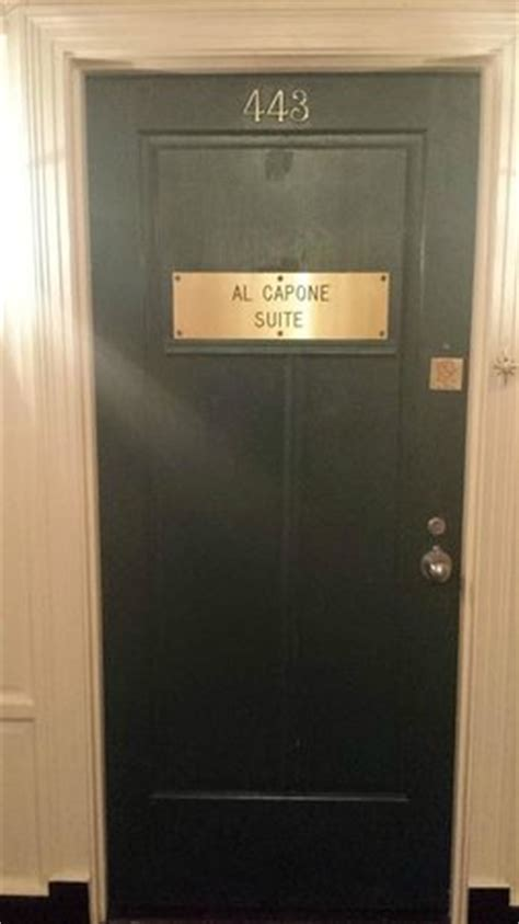 al capone stayed  picture  arlington resort hotel