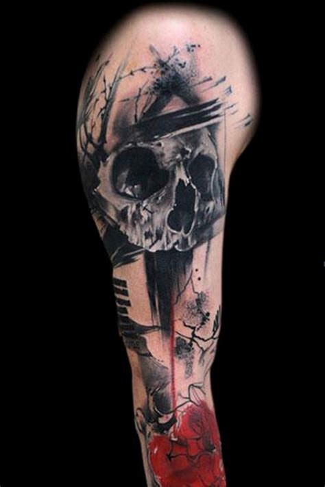 pretty skull tattoo designs 50 cool skull tattoos designs pretty designs