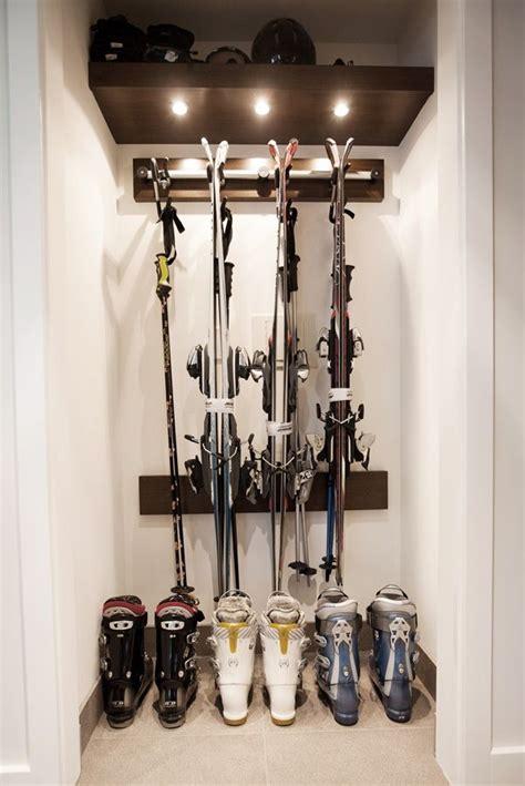 Garage Ski Storage Ideas Ski Storage Hs Remodel