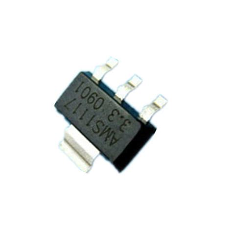 Cnc Ams1117 50 Sot 223 1a Voltage Regulator 50v Ic 50pcs ams1117 3 3 lm1117 1a 3 3v sot 223 voltage regulator ebay