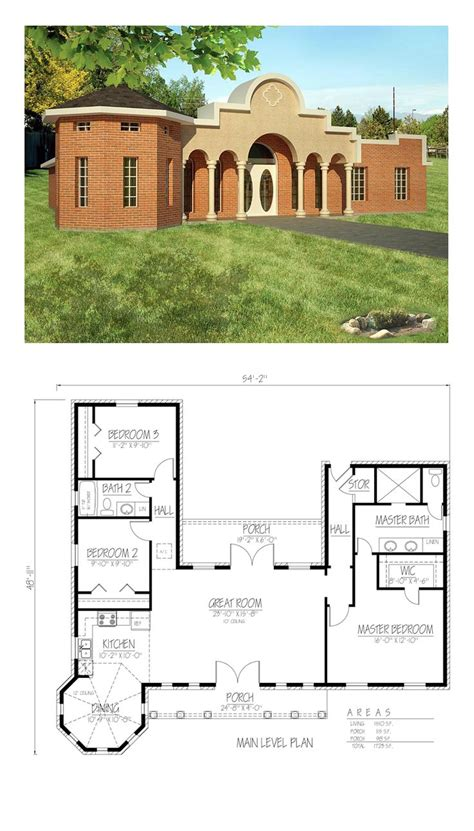 100 southwest home floor plans best 25 southwestern 49 best images about southwest house plans on pinterest