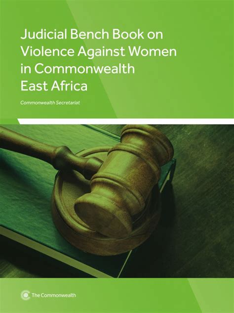 judicial bench judicial bench book on violence against women in east africa gender links