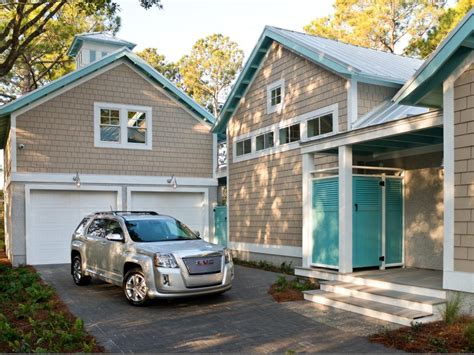 smart house ideas hgtv smart home 2013 garage exterior pictures hgtv