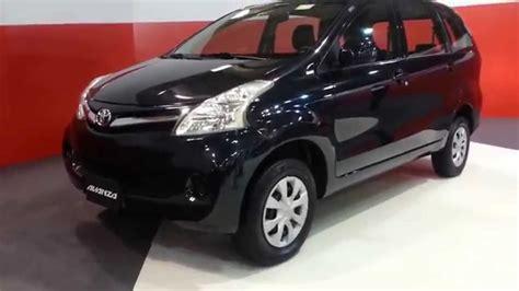 Toyota Avanza 2015 Toyota Avanza 2015 Exterior Caracteristicas Precio