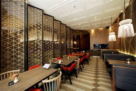 interior design blog indonesia maison tatsuya restaurant by metaphor interior at kota