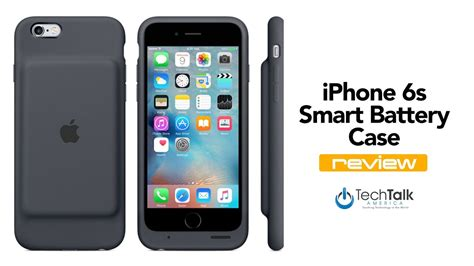 apple iphone 6 6s smart battery review