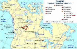 atlas canada map grolier atlas