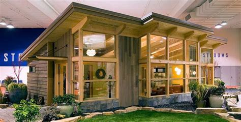 fabcab modern cabin on whidbey island washington perfect small 17 best images about rv tiny home living on pinterest