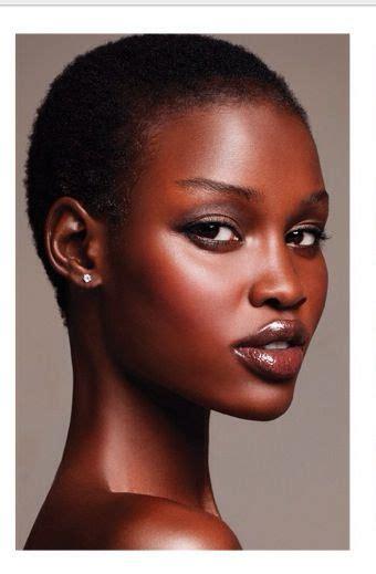 makeup for light skin african american makeup dark skin beauty on pinterest dark skin