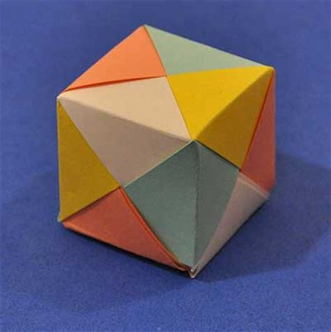 How To Weave A Cube - how to weave a cube