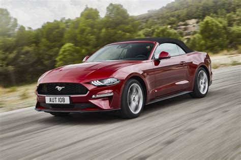 2019 ford mustang 2019 ford mustang ecoboost now on sale in australia