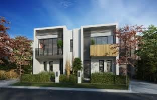modern townhouse plans townhouse facades australia google search facades