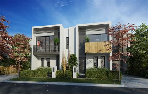 townhome designs townhouse facades australia google search facades