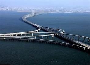 qingdao haiwan bridge panoramio photo of qingdao haiwan bridge collect nt
