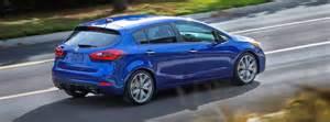 Kia Forte 5 2017 Kia Forte5 Hatchback Changes