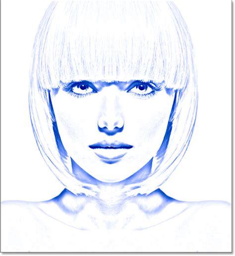 sketchbook color photo to color pencil sketch with photoshop cc