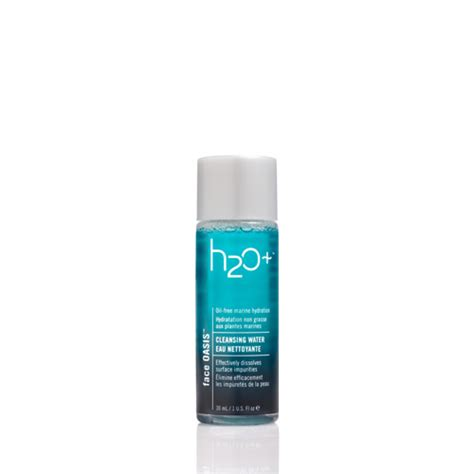 Oasis Hair Detox Shoo Reviews by H2o Oasis Cleansing Water